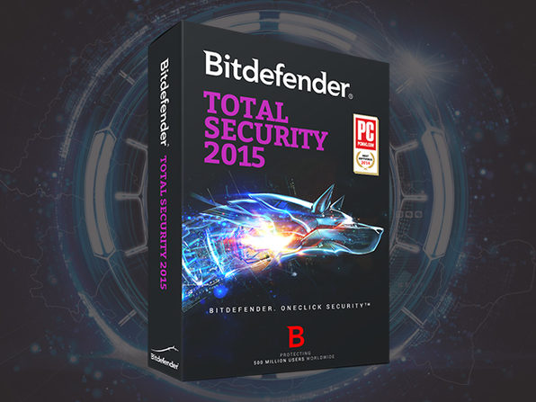 Bitdefender Total Security - 6 months - Product Image