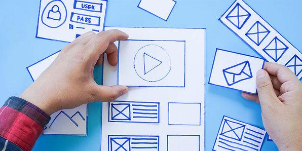 UI Design (User Interface Design) - Product Image