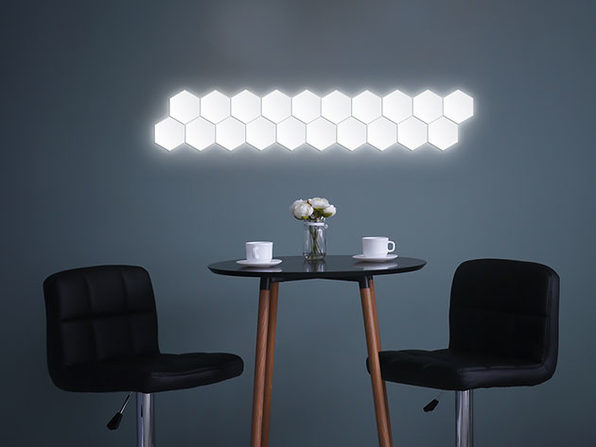 Moderndek Helix Lights - 20 Units - Product Image