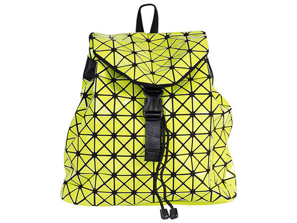 Geo Shaped Backpack