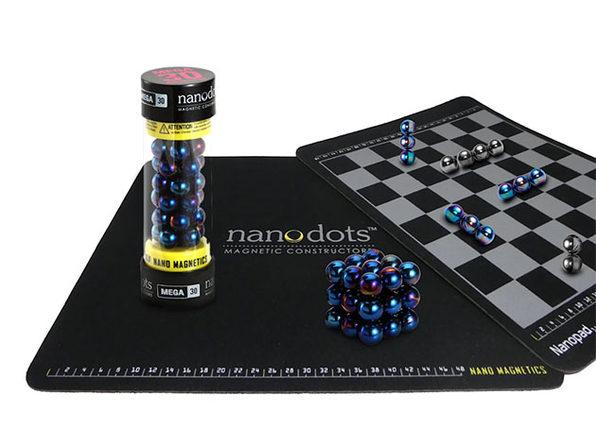 "16"" Nanopad™ Game Board with 15mm Mega Nanodots® (Blue)"