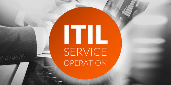 Information Technology Infrastructure Library (ITIL) Service Operation - Product Image