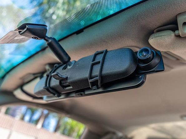 Infiniview Lite Digital Rear View Mirror & Dash Cam
