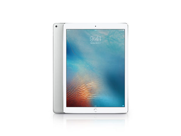 "Apple iPad Pro 12.9"" 32GB WiFi Silver (Refurbished)"