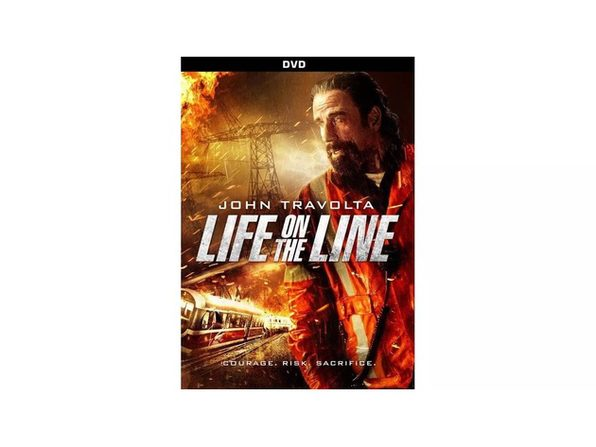 Life on the Line By Lionsgate, DVD Format, 2016 - Product Image