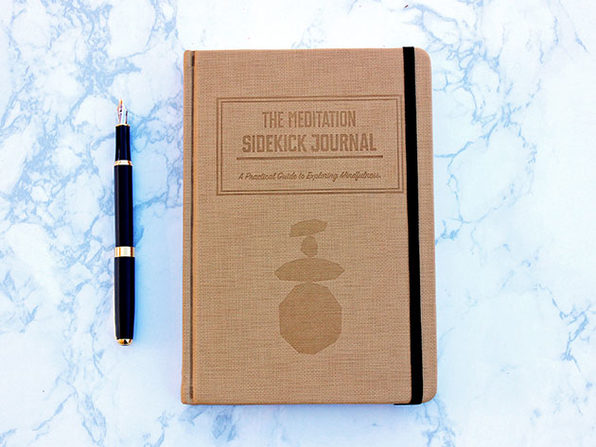 Meditation Sidekick Journal