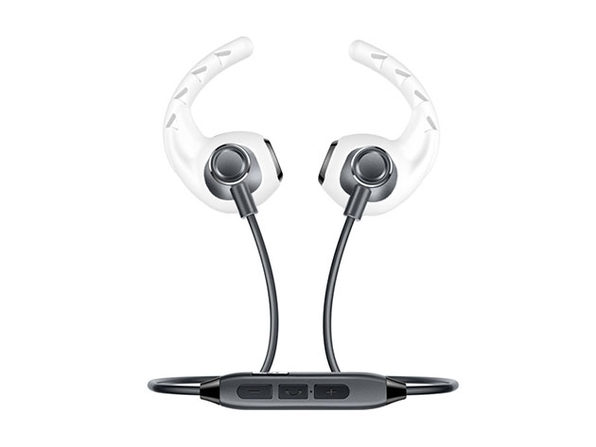 Bluetooth Wireless Headphones + Earhoox Bundle