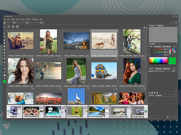 Akvis AliveColors Image Editor: Lifetime License (Pro Plan)