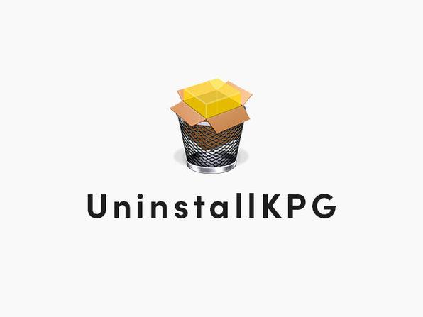 UninstallPKG Mac App