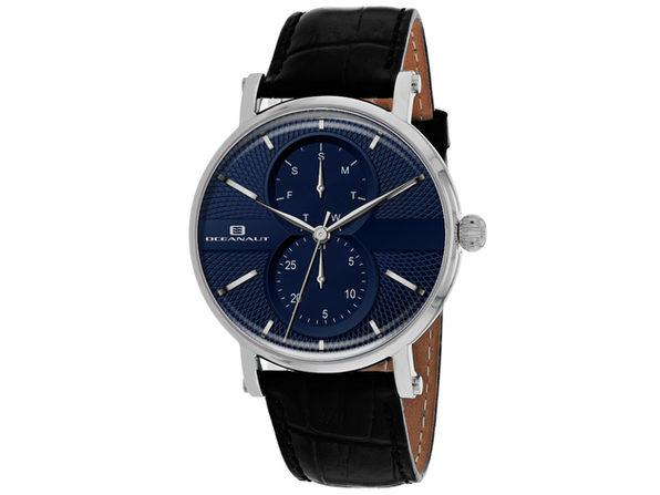 Oceanaut Men's Lexington Blue Dial Watch - OC0344