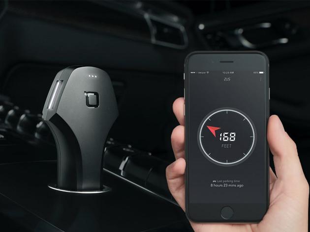 Zus Smart Car Charger & Locator  | Pocketnow Deals