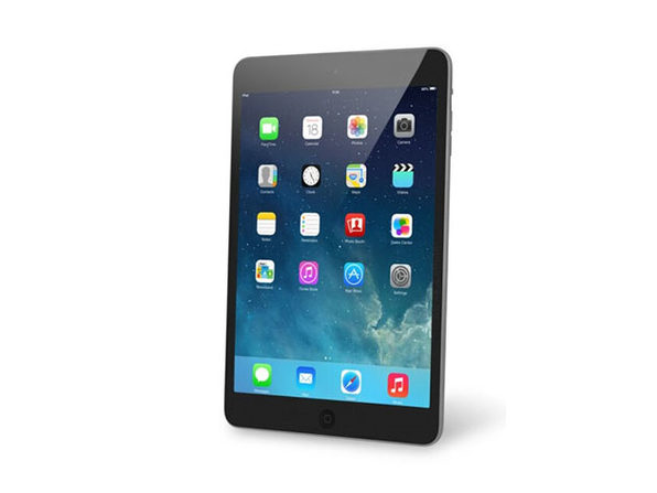 iPad Mini 3 16GB - Space Gray (Certified Refurbished: Wi-Fi Only)