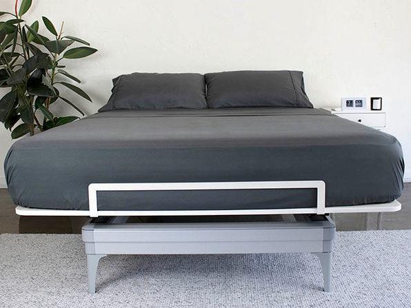Yaasa Gray Microfiber Sheet Set - Cal King - Product Image