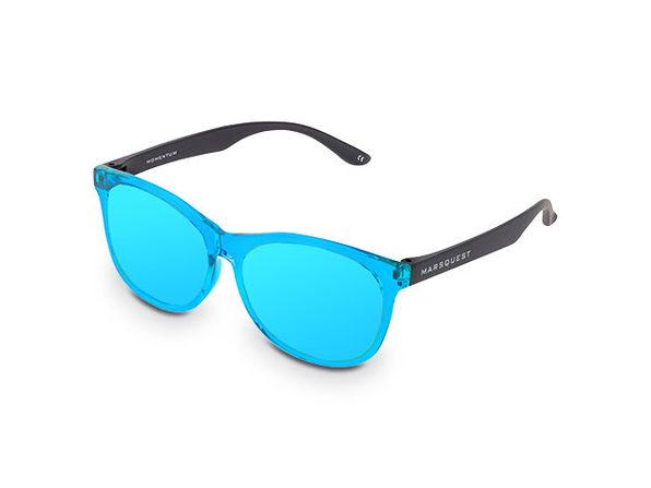 Momentum Sunglasses (Blue/Blue)