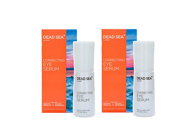 Dead Sea⁺ Correcting Eye Serum: 2-Pack