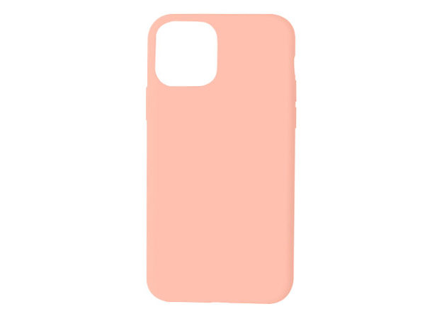 iPhone Protective Case (iPhone 12 Pro Max/Peach)