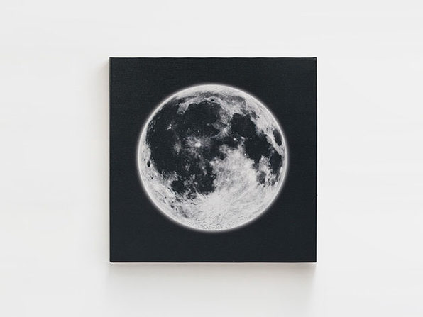 NIGHTLIGHT Moon Frame with Augmented Reality