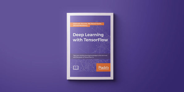 Deep Learning with TensorFlow eBook - Product Image