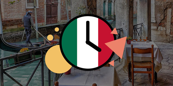 3 Minute Italian - Course 3: Language Lessons for Beginners - Product Image