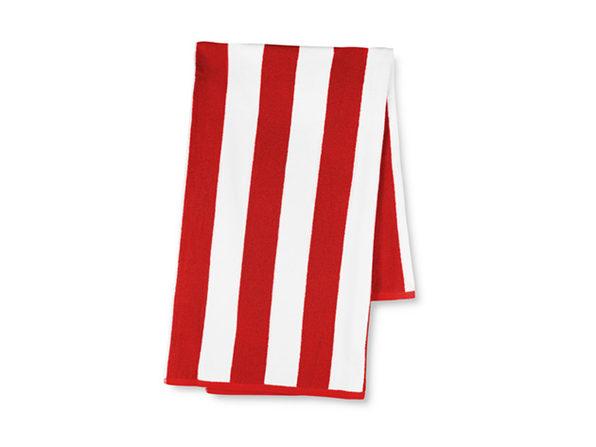 Anatalya Classic Resort Beach Towel (Red)