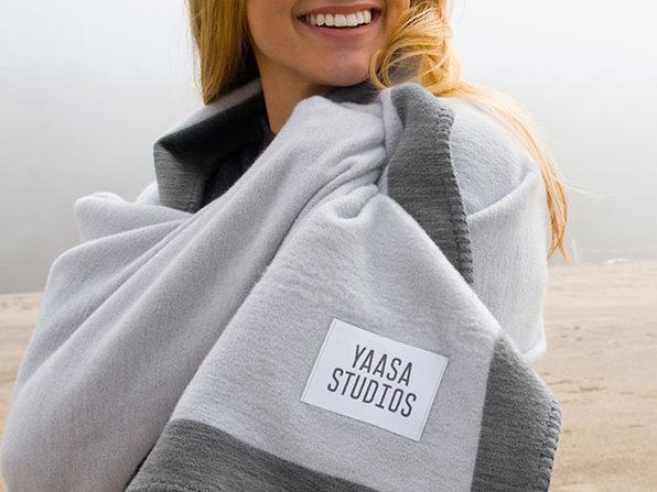 Yaasa Studios Infinity Blanket