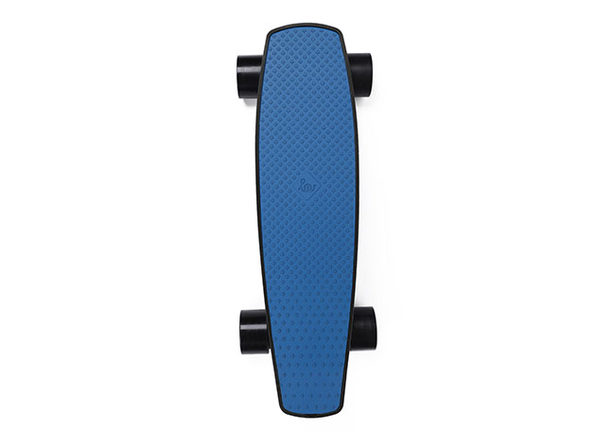 LOU 1.0 Electric Skateboard (Blue/Black)