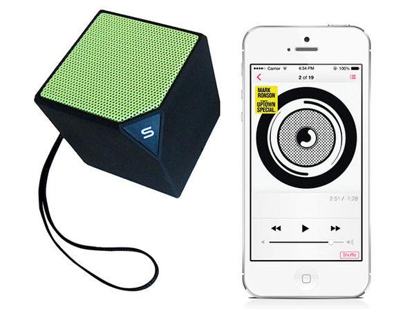 SKYBOX MINI Bluetooth Portable Indoor/Outdoor Speaker