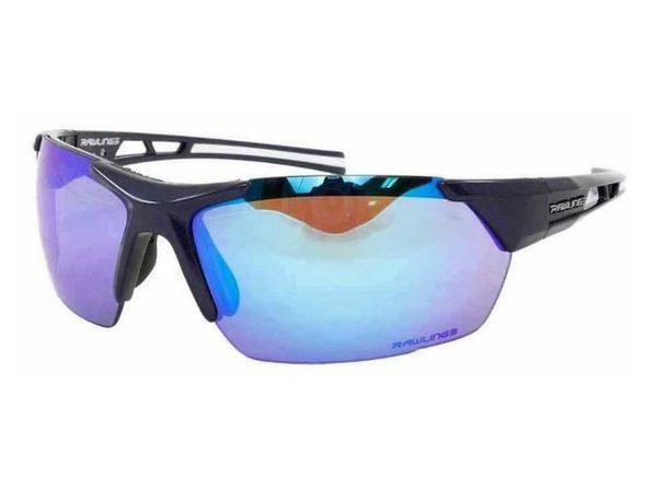 Rawlings 10237061.QTS 33 Mirrored Sunglasses Navy Blue - Navy