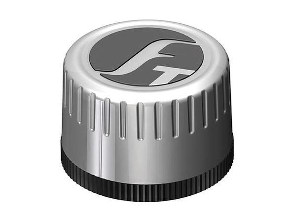 FOBO Tire 2: Tire Pressure Monitoring System (Silver)