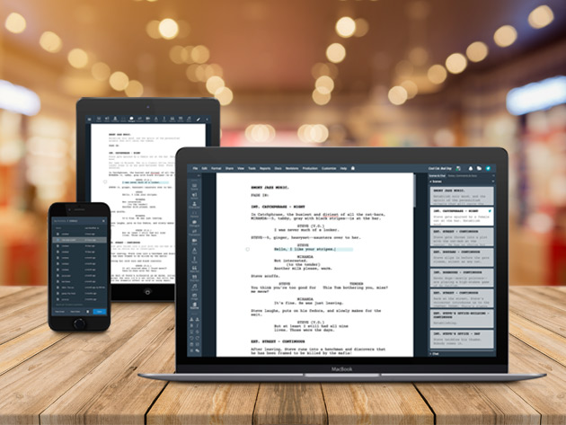 Stack Social Deal for WriterDuet Pro: Lifetime Subscription