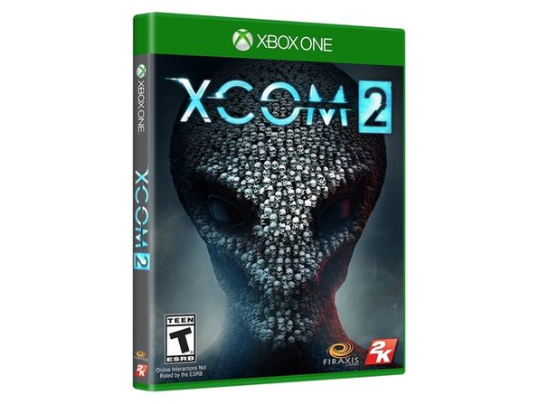 Xcom 2 2016 Video Game For Microsoft Xbox One