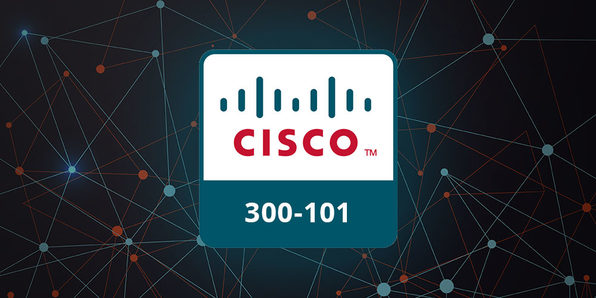 Cisco 300-101: CCNP - ROUTE - Implementing Cisco IP Routing - Product Image