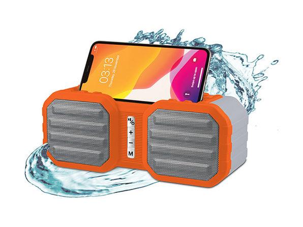 Coby® Ranger Portable Speaker (Gray)