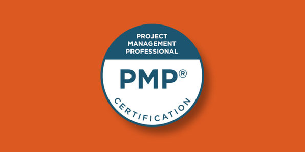 Project Management Professional (PMP) Certification Training - Product Image