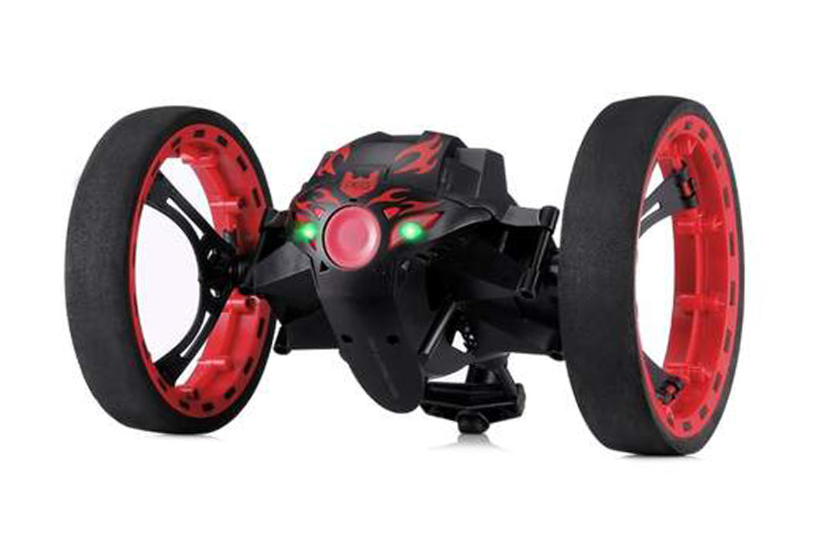 A remote controlled car toy