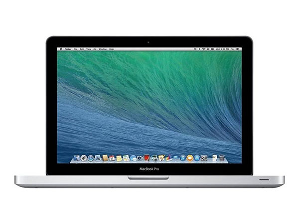 "Apple MacBook Pro 13.3"" Core i5, 4GB RAM 500GB - Silver (Refurbished)"