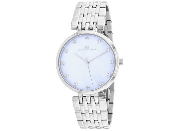 Oceanaut Women's Aerglo Mother of Pearl Dial Watch - OC2200