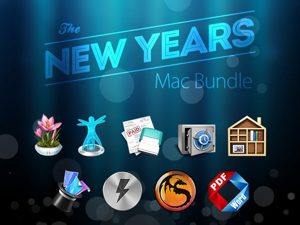 The New Year's Mac Bundle - Product Image
