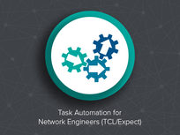 Task Automation for Network Engineers (TCL/Expect) - Product Image