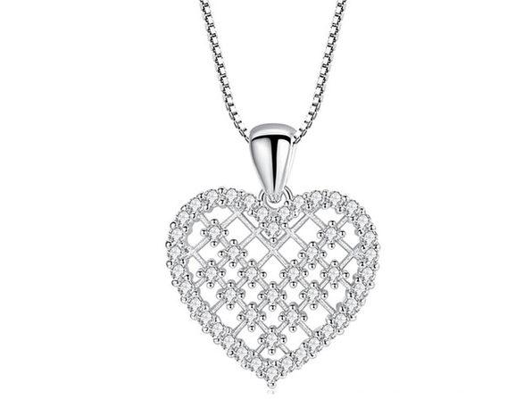 Eternal Love Heart Necklace