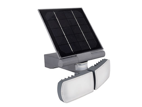 Motion-Activated Solar Outdoor LED Light (50 LED Flood Light)