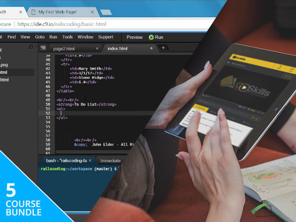 The Essential Coding for Beginners Bundle