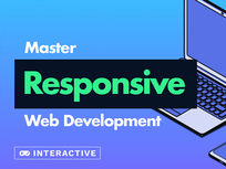 A Responsive Web Design Course: Find Out How to Create a Responsive Website - Product Image