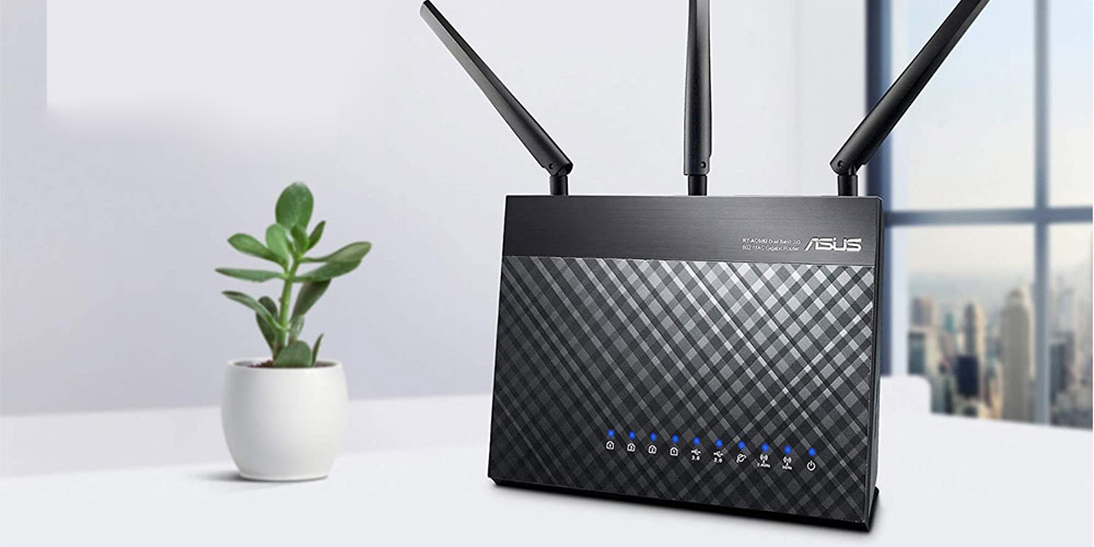 Asus AC1900 T-Mobile Unlocked Dual Band Gigabit Wi-Fi Router (New, Open Box), on sale for $67.99 when you use coupon code PREZ2021 at checkout