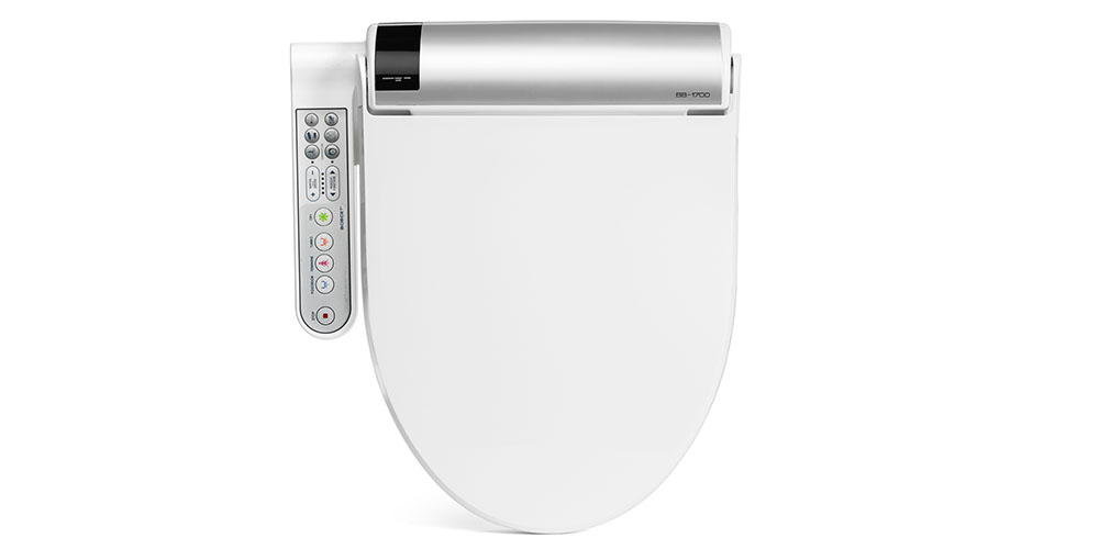 Bliss BB-1700 Bidet Toilet Seat, on sale for $579 (10% off)