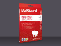 BullGuard Internet Security: 1-Yr Subscription (3 Devices) - Product Image