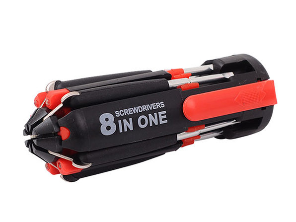 8-in-1 Multifunctional Screwdriver
