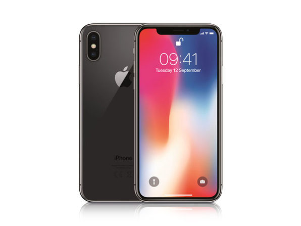 "Apple iPhone X 5.8"" 64GB (Refurbished)"