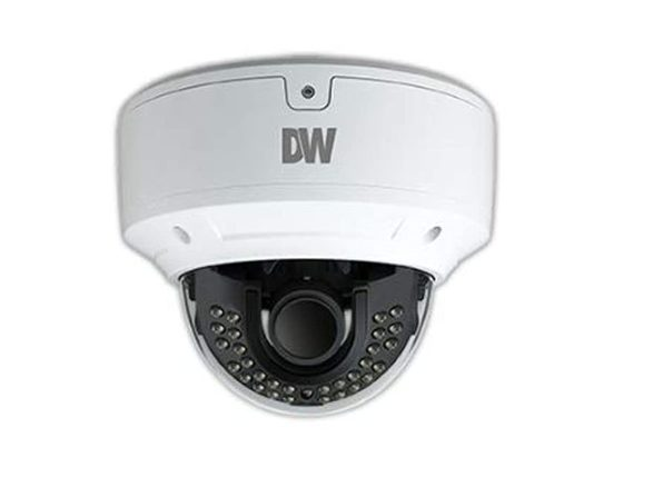 4MP VNDL DOME, 3.3-12MM,ANALYTICS,100FT IR - Product Image
