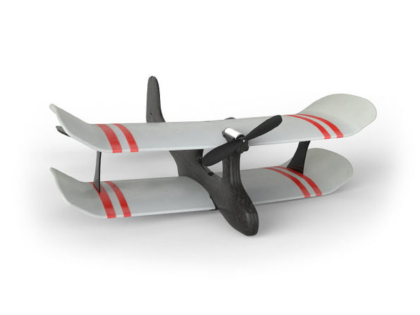 Moskito: Smartphone App Controlled Airplane